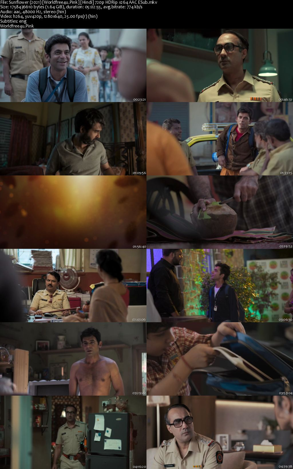 Sunflower 2021 (Season 1) All Episodes HDRip 720p