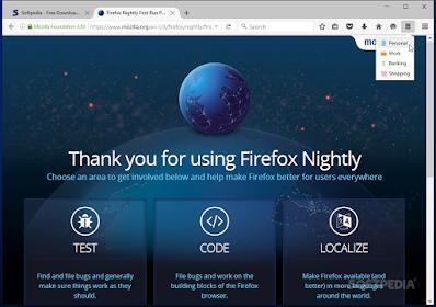 2) متصفح FireFox