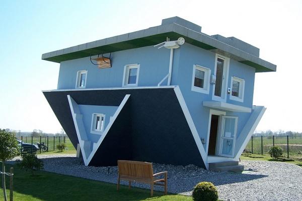 Dünyadaki İlginç Evler