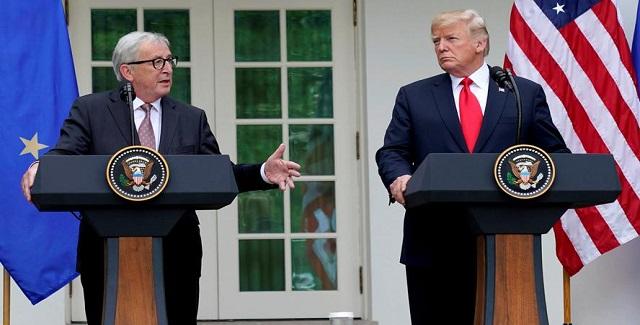 ΗΠΑ-ΕΕ: Αρχή μιας νέας φιλίας;