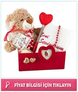 Sevgiliye romantik doğum günü hediyesi