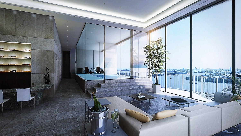 Thiết kế căn hộ chung cư FLC Complex