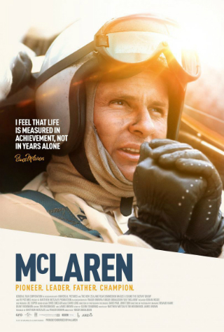 McLaren [2016] [DVDR] [NTSC] [Latino]