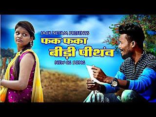 Phak phaka bidi pithanv lyrics  New cg song |Amlesh Nagesh Jack ki dukan