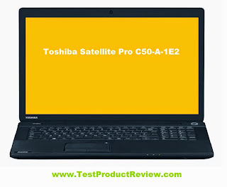 Toshiba Satellite Pro C50-A-1E2 laptop
