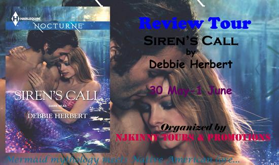 Review Tour Siren S Call By Debbie Herbert My Bookshelf Is Yours
