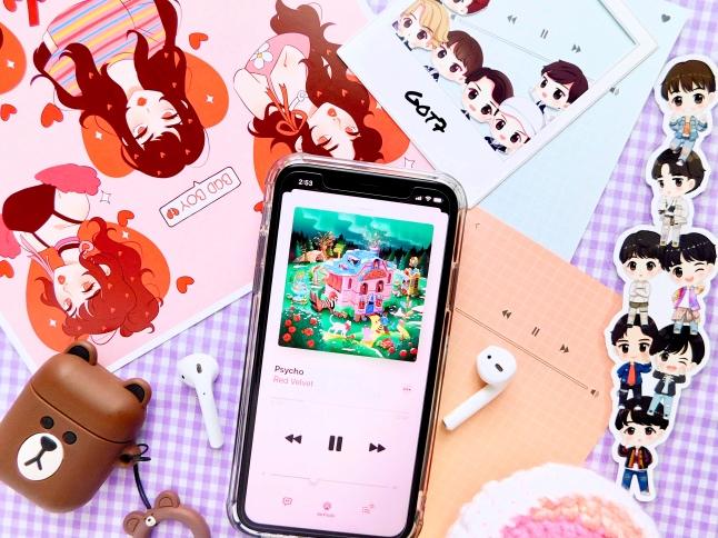 My Favorite K-pop Songs of 2019 Playlist