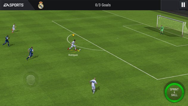 5 Game Sepak Bola Paling Recommended 2017 Android Full HD ...