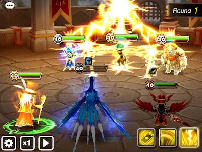Summoners War MOD APK Terbaru v3.7.0 (No Root) Android Update