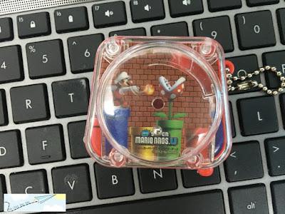 Đồ Chơi Hái Nấm Super Mario 4
