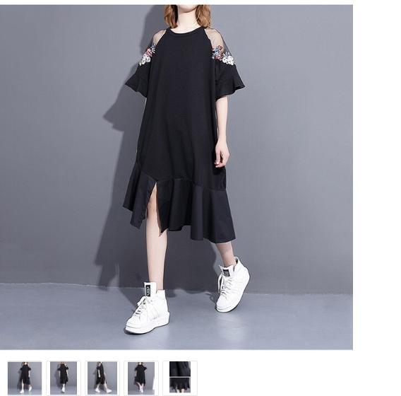 White Party Dresses - Juniors Velvet Dress - Items On Sale