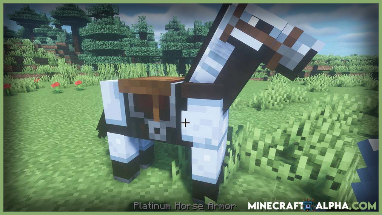New Simply Platinum Minecraft Mod 1.16.4 to 1.15.2 (Stronger than Iron)