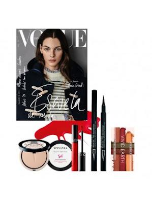 Suscripción Revista Vogue noviembre 2019