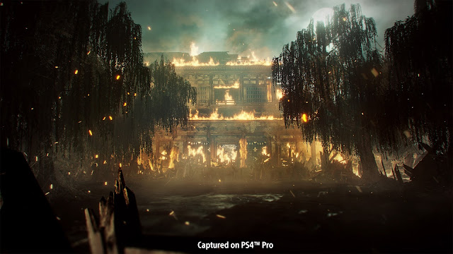 Análisis de Nioh 2: Penumbra en la Capital en PS4