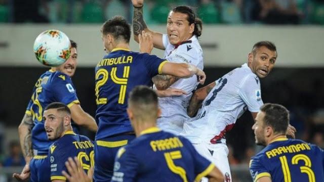 Albanian defenders Rrahmani and Kumbulla helping Hellas Verona remain in Serie A