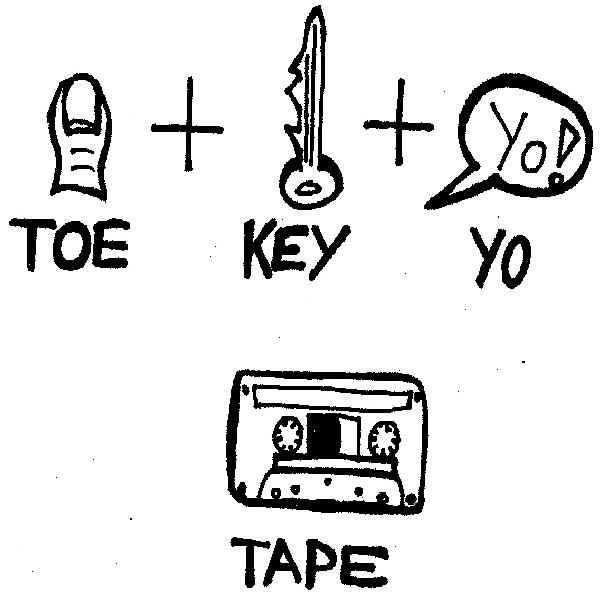 Frenklah - Tokyotape