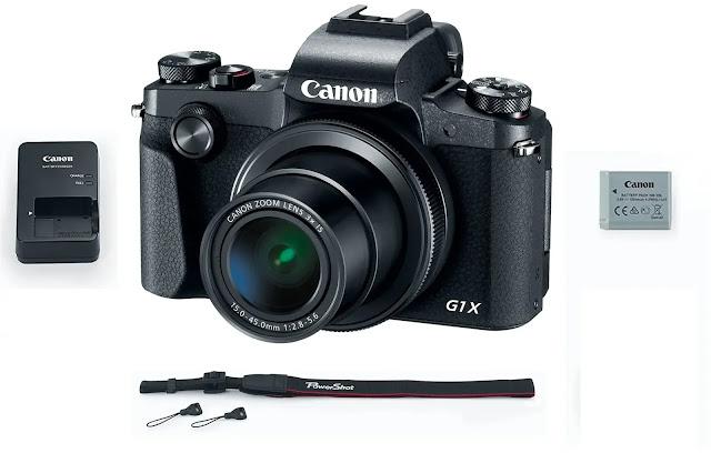 Canon PowerShot G1 X Mark III review