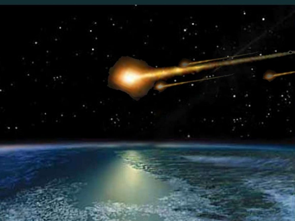 A Majority of Two: Asteroids and Meteors and Comets, oh My...