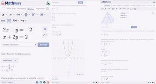 Aplikasi kalkulator matematika - Mathway