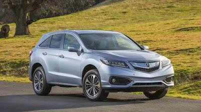 Review Acura RDX 2017, Mobil SUV Yang Nyaman