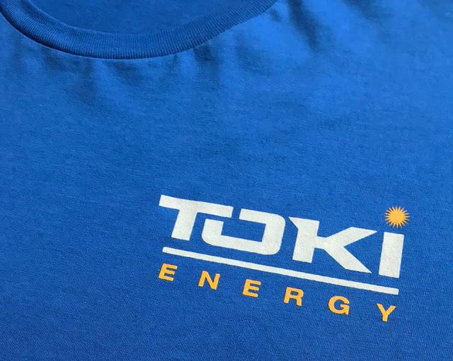Possible FREE Toki Energy T-Shirt