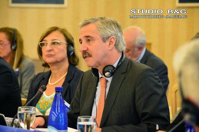 Στο 3ο Παγκρήτιο Ενεργειακό Συνέδριο για τη ΝΑ Μεσόγειο Κεντρικός ομιλητής ο Γιάννης Μανιάτης