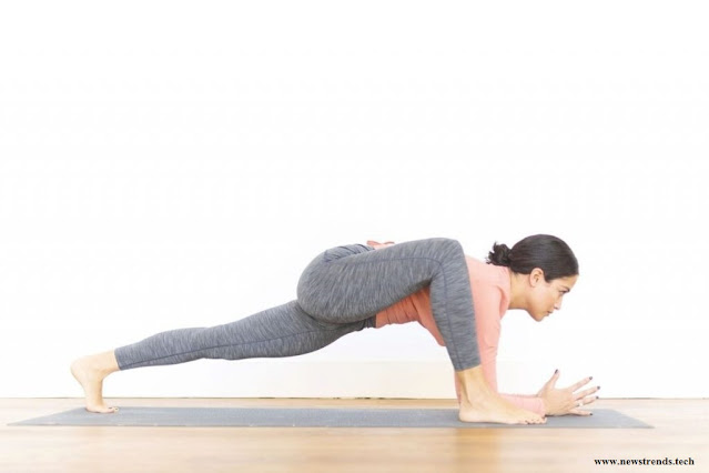 Lizard Pose Yoga - NewsTrends