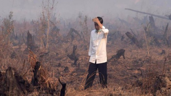 Kabut Asap Semakin Mengkhawatirkan, Bangsa Ini Butuh Pemimpin Tanpa Beban