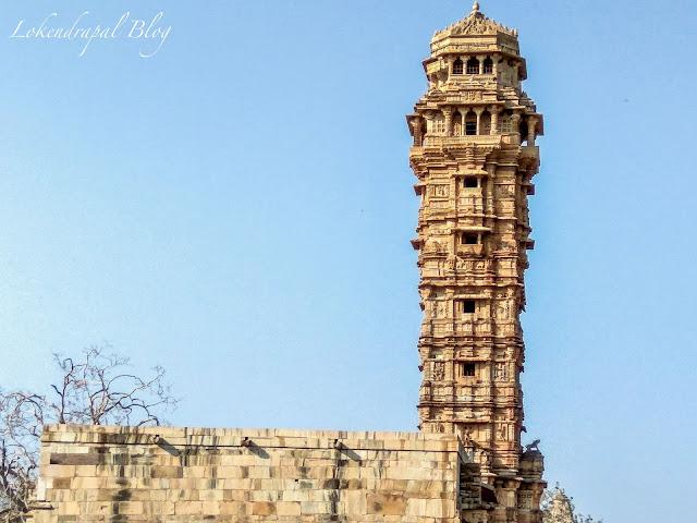 Vijay Stambha, Chittorgarh Fort