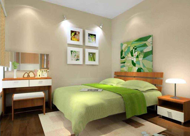 kamar tidur minimalis