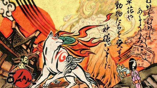 Okami HD podría llegar el 12 de diciembre a Xbox One y PlayStation 4