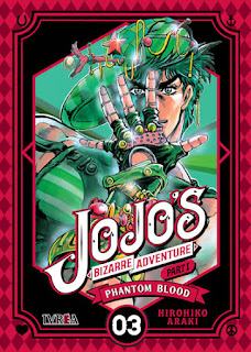 JOJO'S BIZARRE ADVENTURE - Phantom Blood 3