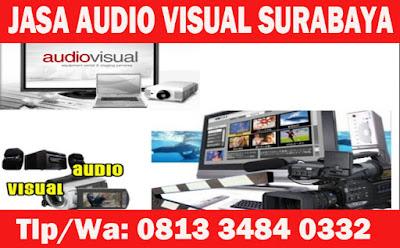 jasa audio visual surabaya murah