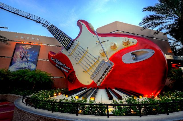 Rock 'n' Roller Coaster na Disney em Orlando