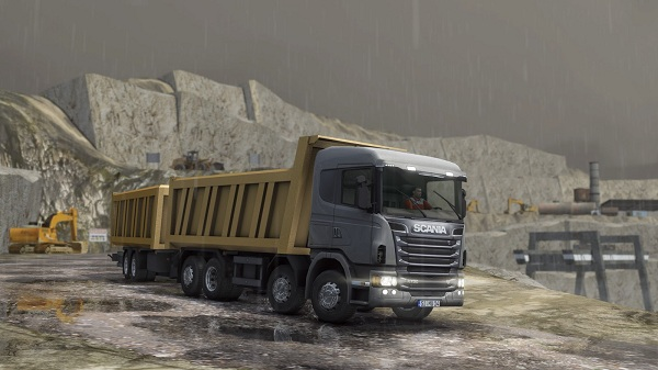 Free Download Truck and Logistics Simulator