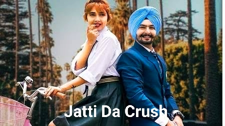 Jatti Da Crush punjabi song by Kay Vee Singh