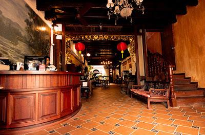 Kuching Waterfront Lodge Guest House