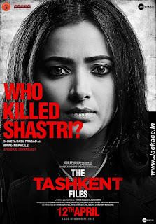 The Tashkent Files First Look Poster 10