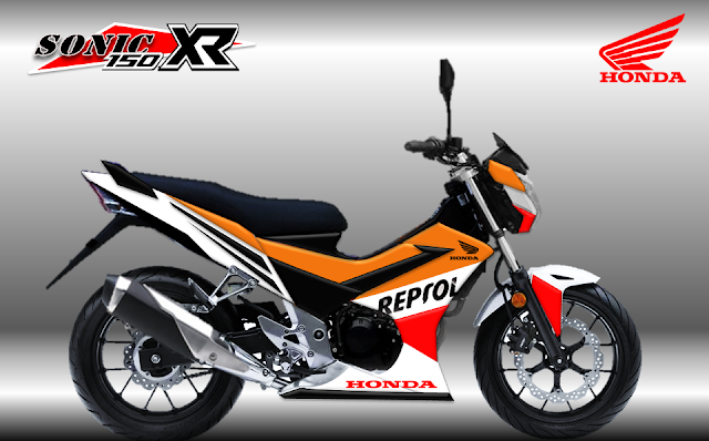 Honda Sonic 150 R