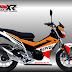 Spesifikasi dan Harga Honda Sonic 150