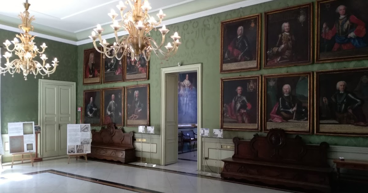 Travelogue Sardinia - Italy: Il Palazzo Regio di Cagliari