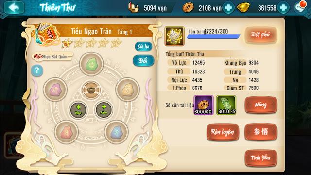 Tam Khúc Xạ Điêu mobile: Game thẻ bài chiến thuật cập bến Việt Nam 10
