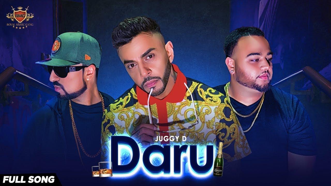 Daru,  Juggy D, Roach Killa