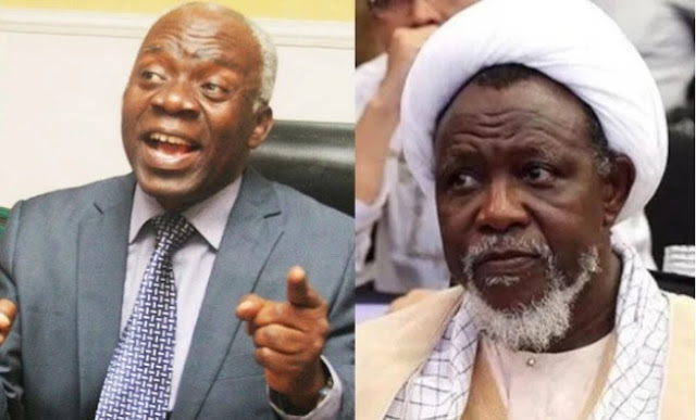 Declaring Shiites Movement A Terrorist Group Is Immoral And Illegal Femi Falana
