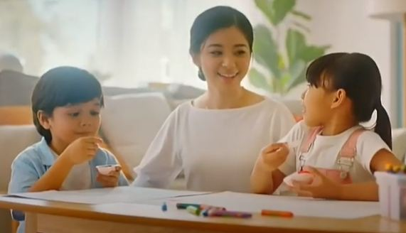 Nama Bintang Iklan Kinder Joy Versi Ramadhan 2020