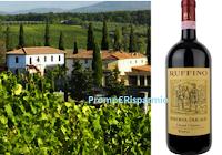 Logo ''ViviRuffino 2018'': vinci 40 Magnum Riserva Ducale Vivi Ruffino e 5 weekend Poggio Casciano