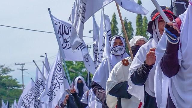 NU-Muhammadiyah Nilai Eks HTI Tak Perlu Dilarang Ikut Pemilu