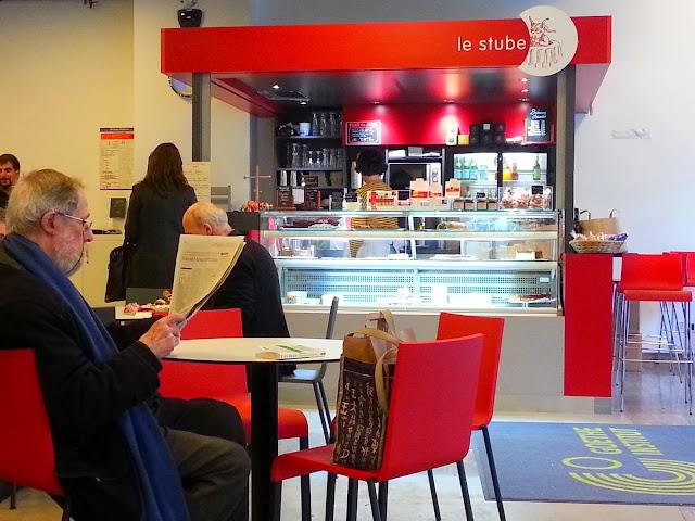 Le Chameau Bleu - Le Kiosque du Stube Restaurant Allemand Paris