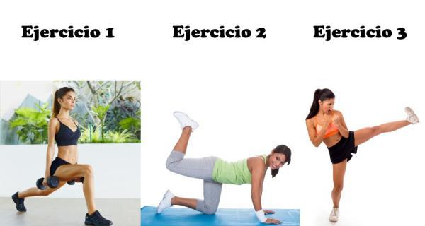 Comment enlever la graisse sous les fesses avec 3 exercices faciles
