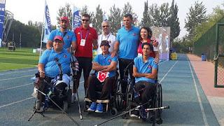 engelli şampiyon sporcular, engelli dünya şampiyonu sporcular, engelli sporcular, ampute futbol takımı şampiyon, beytullah eroğlu yüzme, umut burunlular bilek güreşi, w1 dünya şampiyonu okçular